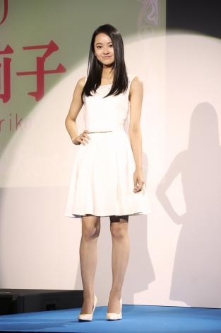 グランプリ・川瀬莉子さんのウォーキング(C)Deview