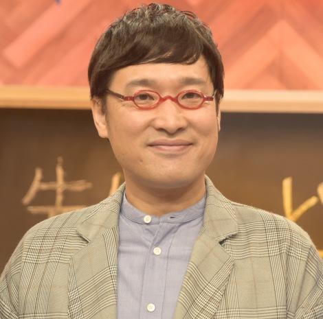 テレビ東京の新バラエティー番組『先生、、、どこにいるんですか?』囲み取材に出席した山里亮太 (C)ORICON NewS inc.