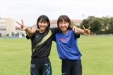 BS11の学生アスリート・チームに密着するスポーツドキュメンタリー番組『キラボシ!』(10月8日スタート)#01は日本女子体育大学陸上部を取材(C)日本BS放送