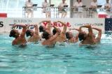 BS11の学生アスリート・チームに密着するスポーツドキュメンタリー番組『キラボシ!』#02は国士舘大学アーティスティックスイミングを取材(C)日本BS放送