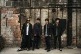 オリジナルアルバム『見っけ』(9日発売)収録の新曲「ありがとさん」のMVを公開したスピッツ