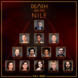 ケネス・ブラナー監督・主演、映画『ナイル殺人事件』(仮題)全米では2020年10月9日公開予定。日本公開は同年秋を予定