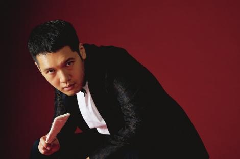 『週刊プレイボーイ』創刊53周年の顔に起用された神田松之丞(C)グレート・ザ・歌舞伎町/週刊プレイボーイ