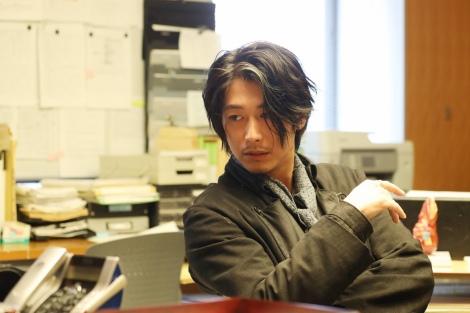 10月7日スタートのフジテレビ系連続ドラマ『シャーロック』で月9枠初主演を務めるディーン・フジオカ (C)フジテレビ
