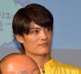 舞台『素敵なカミングアウト』の制作発表会見に出席した原田桂佑 (C)ORICON NewS inc.