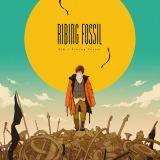 りぶ フルアルバム『Ribing fossil』通常盤ジャケット