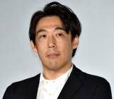 映画『蜜蜂と遠雷』の初日舞台あいさつに登壇した石川慶監督 (C)ORICON NewS inc.