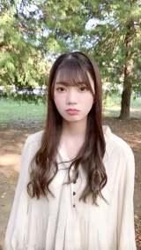 日向坂46高本彩花の告白動画スクリーンショット