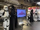 渋谷ロフトで開催された『スター・ウォーズ/スカイウォーカーの夜明け』(12月20日公開)関連の商品発売解禁イベント『FORCE FRIDAY III』の模様 (C)ORICON NewS inc.