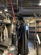 レゴ(R)ブロック製ダース・ベイダー展示=渋谷ロフトにオープンした「STAR WARS LIMITED STORE」 (C)ORICON NewS inc.