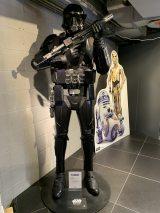 デス・トルーパー=渋谷ロフトにオープンした「STAR WARS LIMITED STORE」 (C)ORICON NewS inc.