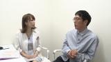 10月4日放送、『出川のWHY?』脱毛に人生初挑戦するおぎやはぎ・小木博明(C)テレビ朝日