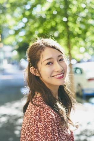 2nd写真集の発売が決定した桜井玲香