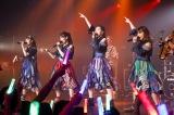 1stシングル発売記念のフリーライブを開催したTEAM SHACHI