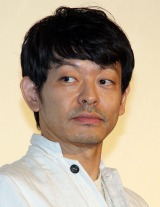 『ヒキタさん! ご懐妊ですよ』公開記念舞台あいさつに登壇した山中崇 (C)ORICON NewS inc.