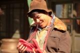 連続テレビ小説『スカーレット』ヒロイン・喜美子の父・川原常治を演じる北村一輝(C)NHK