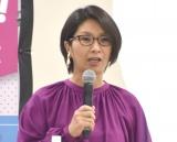 3児の母の奮闘ぶりを明かしたくわばたりえ=女性再就職支援イベント『レディGO!Project』でトークショー (C)ORICON NewS inc.