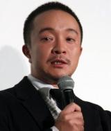 『ヒキタさん! ご懐妊ですよ』公開記念舞台あいさつに登壇した濱田岳 (C)ORICON NewS inc.