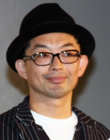 『ヒキタさん! ご懐妊ですよ』公開記念舞台あいさつに登壇した細川徹監督 (C)ORICON NewS inc.