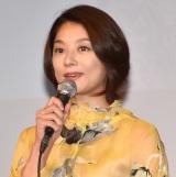 日本テレビ系連続ドラマ『俺の話は長い』完成披露試写会に出席した小池栄子 (C)ORICON NewS inc.