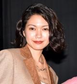 映画『生理ちゃん』の完成披露舞台あいさつに登壇した二階堂ふみ (C)ORICON NewS inc.