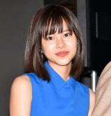 映画『生理ちゃん』の完成披露舞台あいさつに登壇した松風理咲 (C)ORICON NewS inc.