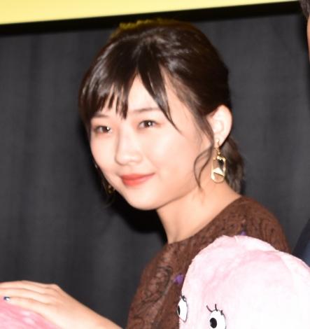 映画『生理ちゃん』の完成披露舞台あいさつに登壇した伊藤沙莉 (C)ORICON NewS inc.