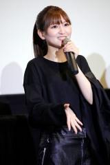 アニメ映画『BLACKFOX』初日舞台あいさつの様子