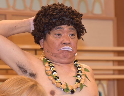 『BSフジ11時間テレビ2019 全国対抗! 脳トレ生合戦!!』制作発表会に出席したアダモちゃん (C)ORICON NewS inc.