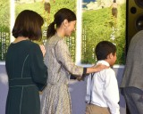 NHK土曜ドラマ『少年寅次郎』の試写会後に行われた取材会の様子 (C)ORICON NewS inc.