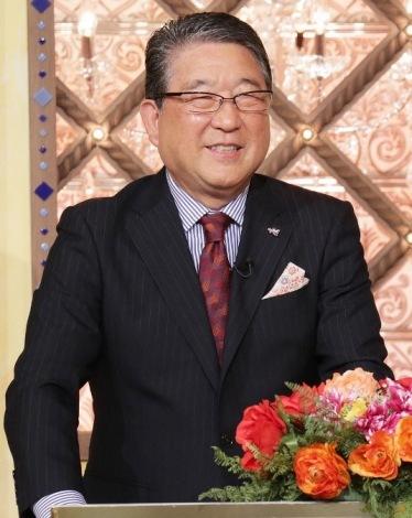 司会の徳光和夫=10月6日放送、『3秒聴けば誰でもわかる名曲ベスト100』(C)テレビ東京