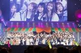 結成9周年ライブ『NMB48 9th Anniversary LIVE』より(C)NMB48