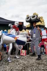 よみうりランドで開催された『Red Bull Box Cart Race Tokyo 2019』 撮影:若狭健太郎 (C)oricon ME inc.
