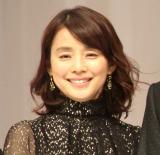 映画『マチネの終わりに』の完成披露試写会に登場した石田ゆり子 (C)ORICON NewS inc.