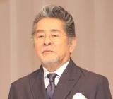 映画『マチネの終わりに』の完成披露試写会に登場した古谷一行 (C)ORICON NewS inc.