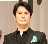 映画『マチネの終わりに』の完成披露試写会に登場した福山雅治 (C)ORICON NewS inc.