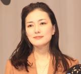 映画『マチネの終わりに』の完成披露試写会に登場した板谷由夏 (C)ORICON NewS inc.