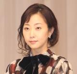 映画『マチネの終わりに』の完成披露試写会に登場した木南晴夏 (C)ORICON NewS inc.