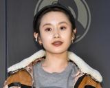 『COACH×MICHAEL B. JORDAN』コレクション発表会に登壇した高橋愛 (C)ORICON NewS inc.