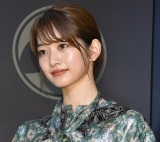『COACH×MICHAEL B. JORDAN』コレクション発表会に登壇した小室安未 (C)ORICON NewS inc.