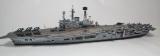 作品:イギリス海軍の航空母艦アーク・ロイヤルIV 制作:宮崎日出雄