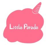 太志の新プロジェクト「little parade」ロゴ