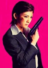 主人公・広能昌三役をWキャストで務める岡田奈々(AKB48/STU48)=『仁義なき戦い〜彼女(おんな)たちの死闘篇〜』