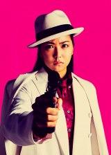 白間美瑠(NMB48)=『仁義なき戦い〜彼女(おんな)たちの死闘篇〜』
