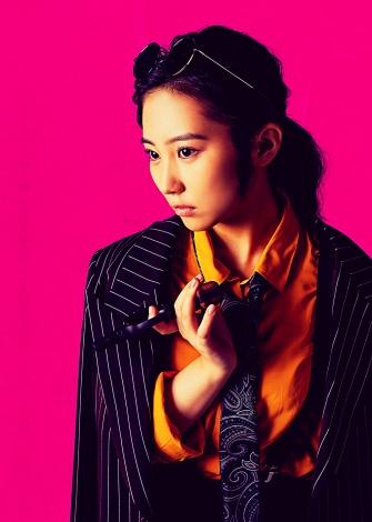 田中美久(HKT48)=『仁義なき戦い〜彼女(おんな)たちの死闘篇〜』