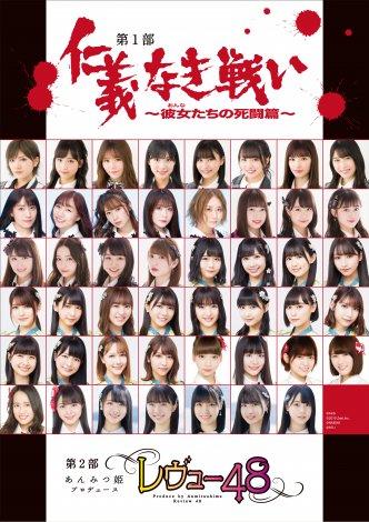 博多座開場20周年記念 AKB48グループ特別公演 全出演メンバー写真