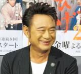 自虐ネタで現場を和ませた船越英一郎=NHK・BS時代劇『赤ひげ2』試写会 (C)ORICON NewS inc.