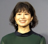 NHK・BS時代劇『赤ひげ2』の試写会に出席した佐津川愛美 (C)ORICON NewS inc.