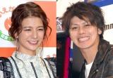 山田親太朗の弟とスザンヌが3Shot
