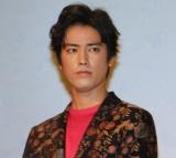 TBS系連続ドラマ『4分間のマリーゴールド』キャスト舞台あいさつに登場した桐谷健太 (C)ORICON NewS inc.